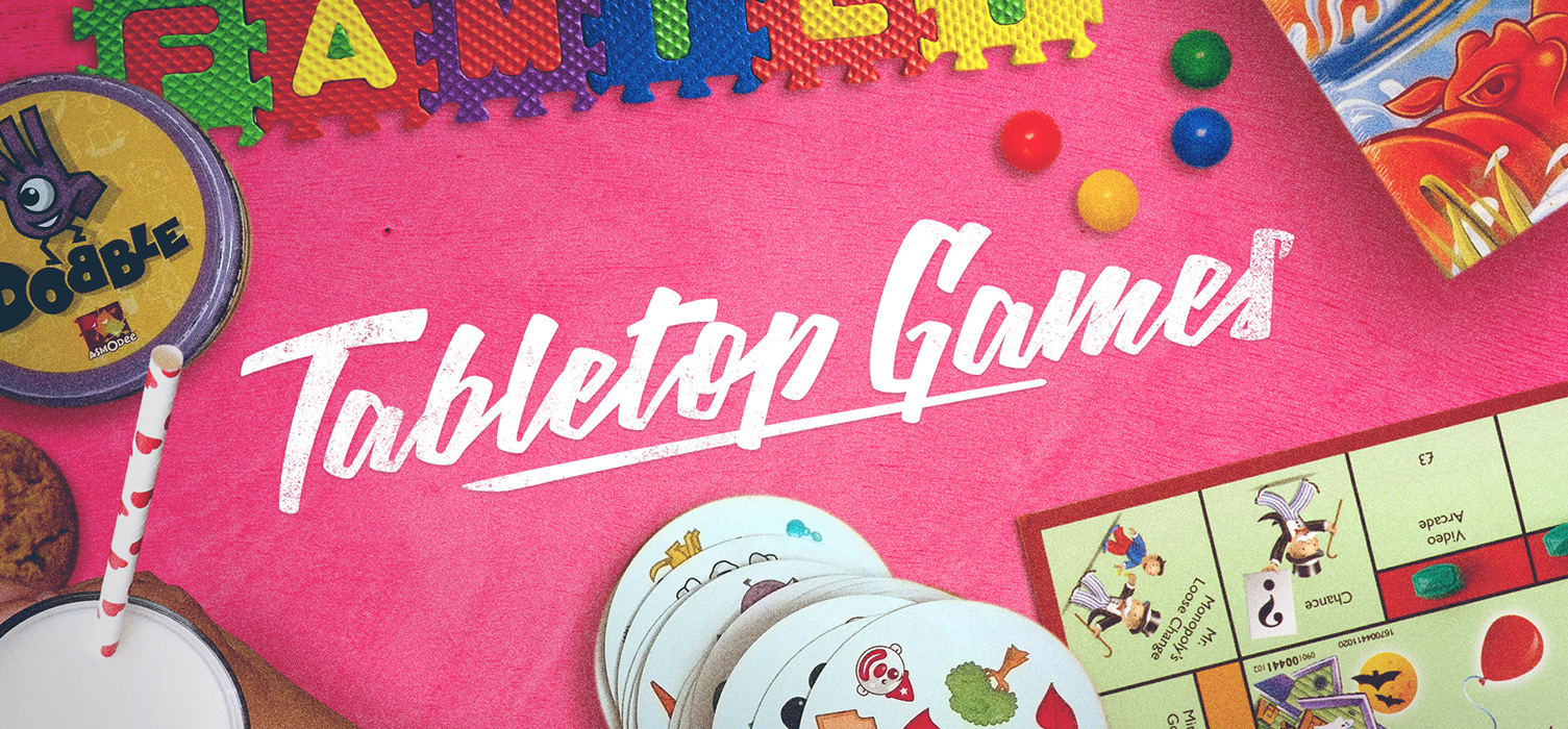 Tabletop Games Day